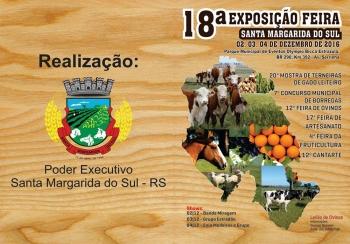 18ª Exposição Feira Santa Margarida do Sul