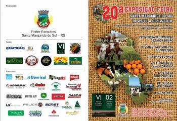 20ª EXPOSIÇÃO-FEIRA DE SANTA MARGARIDA DO SUL