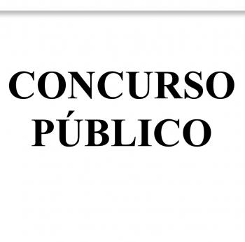 CONCURSO PÚBLICO Nº 001/2019