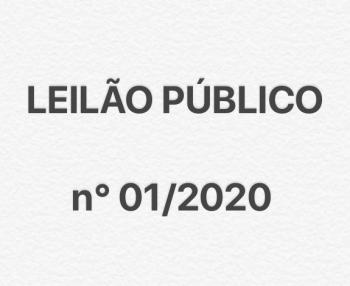 LEILÃO PÚBLICO DE BENS INSERVÍVEIS DO MUNICÍPIO