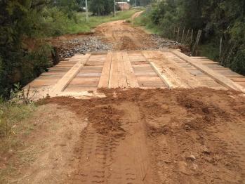 Restauração Ponte do Mudador