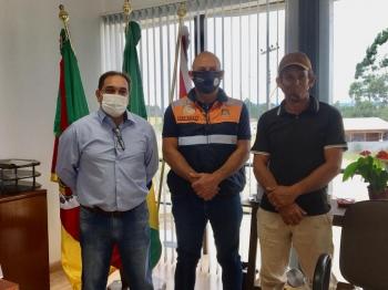 Encontro do Executivo Margaridense com a Defesa Civil