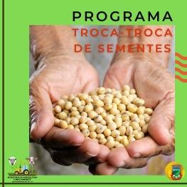 PROGRAMA TROCA-TROCA DE SEMENTES
