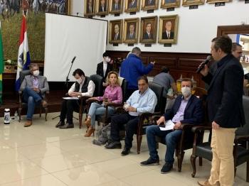 Reunião da Amfro