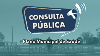 Consulta Pública - Plano Municipal de Saúde