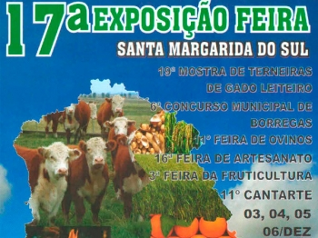 XVII Exposição-Feria de Santa Margarida do Sul